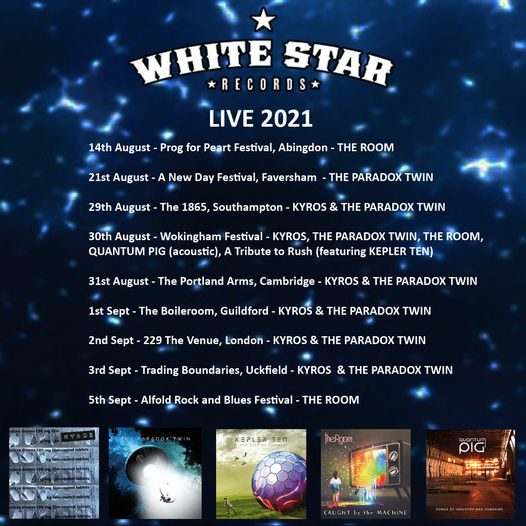 Whit Star Appearances 08 09 2021