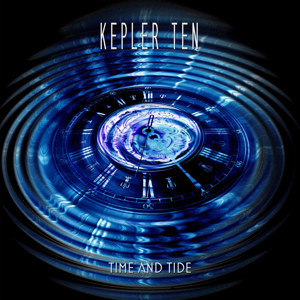 Kepler Ten - Time and Tide Cover