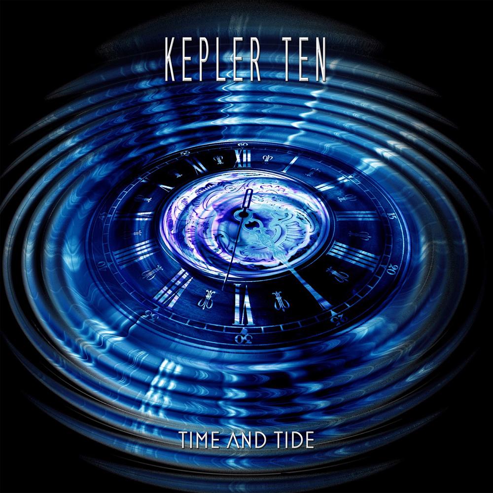 Kepler Ten - Time and Tide Cover