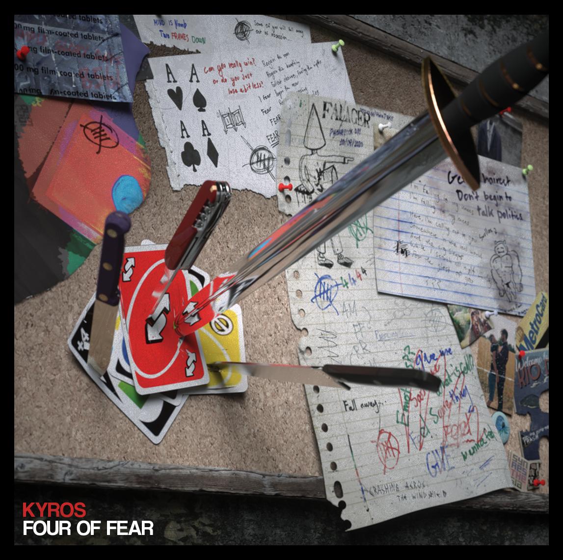 Kyros - Four of Fear
