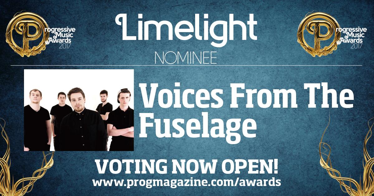VFTF Prog Award Nomination