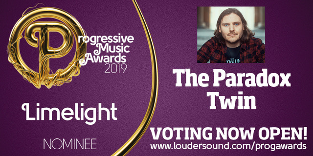 Paradox Twin Prog Award Nomination 2019